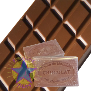 Jabon Natural Chocolate